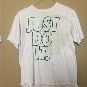 """Nike """"Just Do It"""" T-Shirt"""